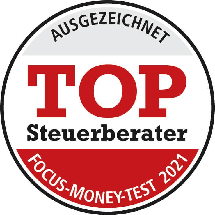 Icon Top Steuerberater Focus Money 2021