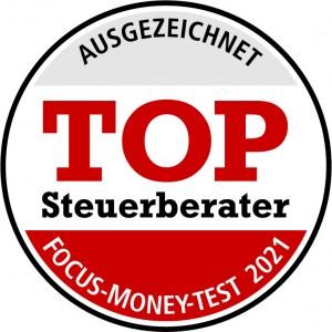 """HBBN erhält auch 2021 Auszeichnung """"TOP-Steuerberater"""""""